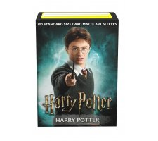 Wizarding World Art Sleeves Matte Harry Potter (100 pieces)