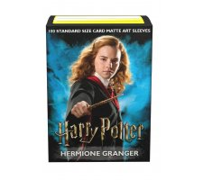 Wizarding World Art Sleeves Matte Hermione Granger (100 pieces)