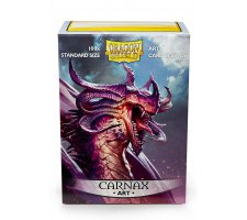 Dragon Shield Art Sleeves Classic Carnax (100 stuks)
