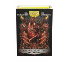 Dragon Shield Art Sleeves Brushed Emperor Scion: Coat-of-Arms (100 pieces)