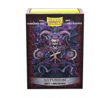 Dragon Shield Art Sleeves Brushed Saturion: Coat-of-Arms (100 pieces)