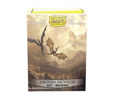 Dragon Shield Art Sleeves Brushed Among the Sierra Nevada (100 pieces)