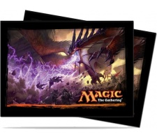 Sleeves Dragons of Tarkir: Dragonlord Kolaghan (80 pieces)