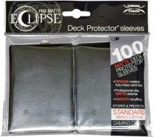 Eclipse Deck Protectors Jet Black (100 stuks)