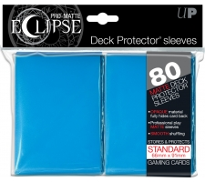 Eclipse Deck Protectors Light Blue (80 pieces)