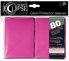 Eclipse Deck Protectors Pink (80 stuks)