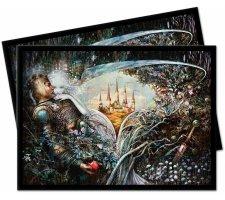 Sleeves Throne of Eldraine: Enchanted Sleep (100 stuks)