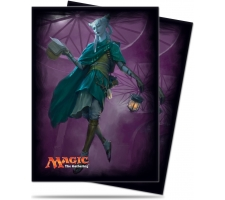 Sleeves Eldritch Moon: Tamiyo, Field Researcher (80 pieces)