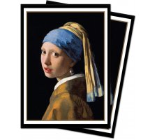 Sleeves Fine Art: The Girl with the Pearl Earring (100 pieces)