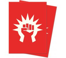 Sleeves Guilds of Ravnica: Boros Legion (100 stuks)