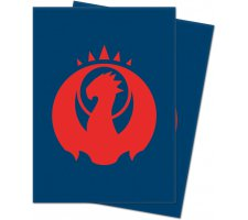 Sleeves Guilds of Ravnica: Izzet League (100 stuks)