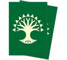 Sleeves Guilds of Ravnica: Selesnya Conclave (100 stuks)