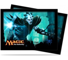 Sleeves Gatecrash: Dimir (80 stuks)