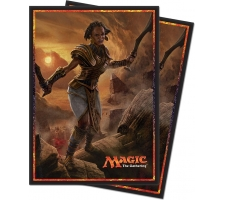 Sleeves Hour of Devastation: Samut, the Tested (80 pieces)