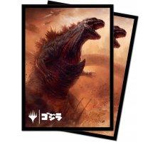 Sleeves Ikoria: Lair of Behemoths: Godzilla, Doom Inevitable (100 pieces)