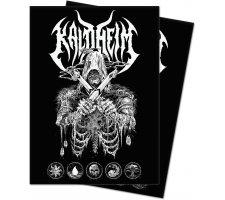 Sleeves Kaldheim: Metal Set Symbol (100 pieces)