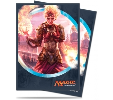 Sleeves Kaladesh: Chandra, Torch of Defiance (80 pieces)