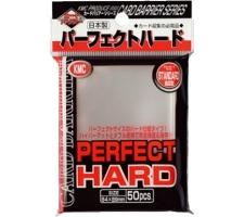 KMC Sleeves Perfect Size Hard Sleeves (50 stuks)