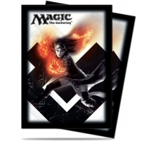 Sleeves Magic 2015: Chandra Pyromaster (80 stuks)
