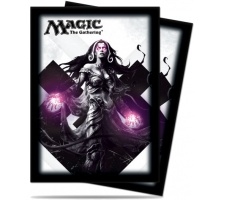Sleeves Magic 2015: Liliana Vess (80 stuks)