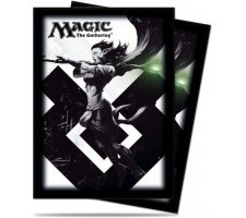Sleeves Magic 2015: Nissa, Worldwaker (80 stuks)