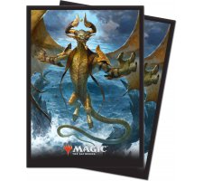 Sleeves Core Set 2019: Nicol Bolas, the Arisen (80 stuks)