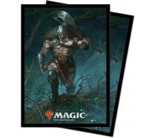 Sleeves Core Set 2021: Garruk, Unleashed (100 pieces)
