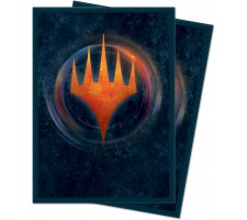 Sleeves Core Set 2021: Planeswalker Symbol (100 pieces)