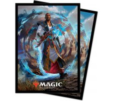 Sleeves Core Set 2021: Teferi, Master of Time (100 pieces)