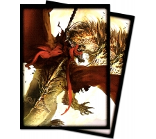 Sleeves Max Protection Crimson Rider (50 stuks)