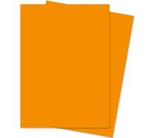 Sleeves Max Protection Solid Orange (50 stuks)
