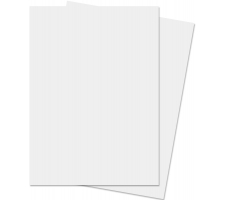 Sleeves Max Protection Solid White (50 stuks)