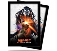 Sleeves Magic Origins: Liliana (80 stuks)