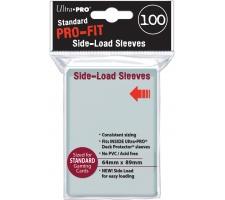 Pro Fit Sleeves Side Loading (100 stuks)