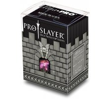 Pro Slayer Deck Protectors Black (100 pieces)