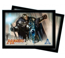 Sleeves Return to Ravnica: Azorius (80 stuks)