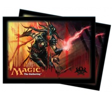 Sleeves Return to Ravnica: Rakdos (80 stuks)