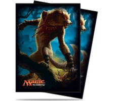 Sleeves Shadows over Innistrad: Arlin, Embraced by the Moon (80 stuks)