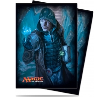 Sleeves Shadows over Innistrad: Jace, Unraveler of Secrets (80 pieces)