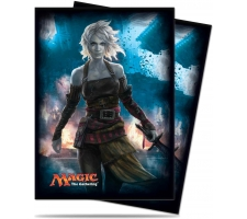 Sleeves Shadows over Innistrad: Nahiri, the Harbinger (80 pieces)