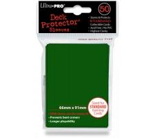 Deck Protectors Solid Green (50 stuks)