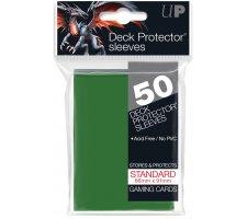 Deck Protectors Solid Green (50 pieces)