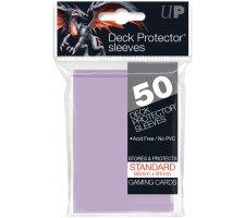 Deck Protectors Solid Lilac (50 pieces)