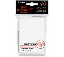 Deck Protectors Solid White (50 stuks)