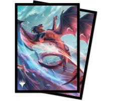 Sleeves Strixhaven: School of Mages: Prismari (100 pieces)