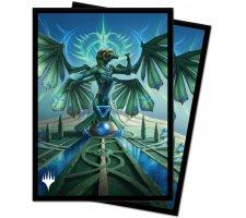 Sleeves Strixhaven: School of Mages: Quandrix (100 pieces)
