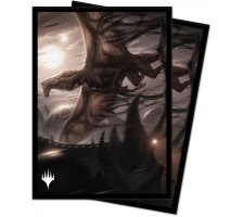 Sleeves Strixhaven: School of Mages: Silverquill (100 pieces)