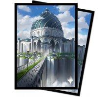 Sleeves Strixhaven: School of Mages: The Biblioplex (100 pieces)
