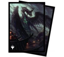Sleeves Strixhaven: School of Mages: Witherbloom (100 pieces)