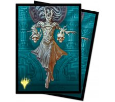 Sleeves Theros Beyond Death: Alternate Art Ashiok (100 pieces)